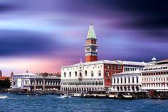 Venice Skyline by Pieter Arnolli on 500px