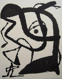 ART - Joan Miró Original Vintage Limited Edition Woodcut 1979 - Collectible print