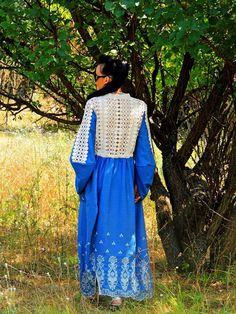Лиза Ян. Бохо лавка. (Lizaian) Свободное, легкое, необычного кроя платье БОХО из хлопковых материалов. Много…