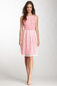 Cute...Eva Franco Liberty Lace Dress