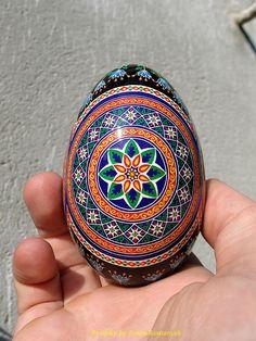 Real ukrainian pysanka in batik stile big goose egg Ukrainian Easter Eggs, Ukrainian Art, Egg Crafts, Egg Art, Egg Decorating, Egg Shells, Easter Gift, Food Art, Ukraine