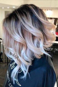 Beautiful Lob Curls picture2