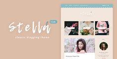 Stella | Classic & Sweet Blogging Theme - Blog Tumblr