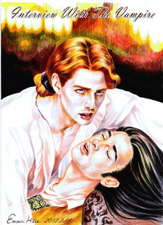 Interview With The Vampire Lestat & Louis by ~beckpage on deviantART