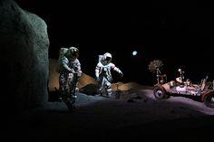 Visitando o Space Center Houston