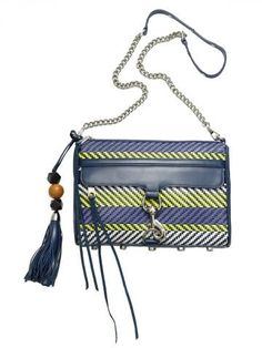 Enter to win this chic, go-anywhere Rebecca Minkoff bag!