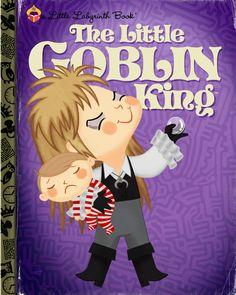 So cute labyrinth little jareth goblin king Goblin King, David Bowie, Labyrinth Film, Labrynth, Little King, Kobold, King Book, Jim Henson, Movies