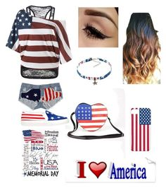 """""""#America"""" by denisa24 on Polyvore"""