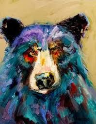 Image result for FUNNY ABSTRACT BARNYARD ANIMALS PAINTINGS