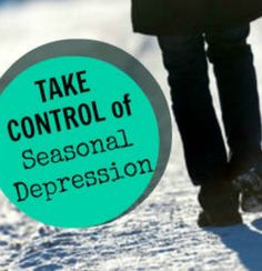 Don't let winter overtake your mood for the worse. Here's how to stay healthy and happy all season long. | via @SparkPeople #health #wellness #SAD #depression