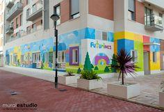 muralestudio - Murales infantiles