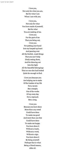 17 best love poems