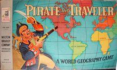 Pirate and Traveler