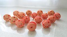 Piggy white chocolate raspberry Macaron