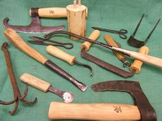 Daegrad tools - reproductions of historical tools http://daegrad.co.uk/page1.php