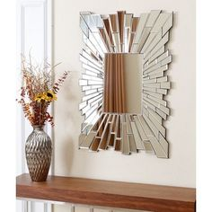 Wall Mirror Art Black And White leaning wall mirror decor.Wall Mirror Art Black And White. White Wall Mirrors, Silver Wall Mirror, Rustic Wall Mirrors, Round Wall Mirror, Mirror Art, Mirror Bathroom, Sun Mirror, Large Mirrors, Glass Mirrors