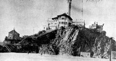 The Long History of Alcatraz Island