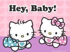 Baby Hello Kitty and Dear Daniel