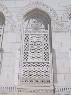 Muscat, Oman, Mosque. Picture made by Ydvdl.