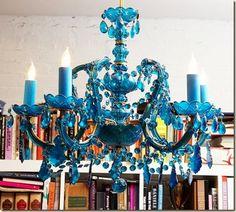 auqua chandelier