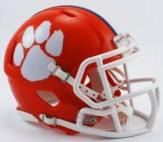 Clemson Tigers Mini Helmet