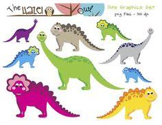 Dinosaur Clip Art!