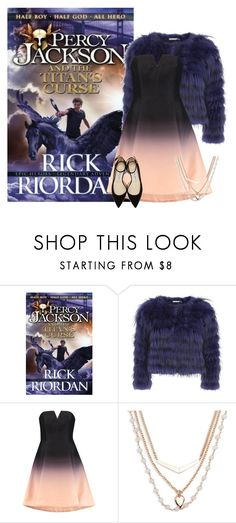 Percy Jackson and the Titan's Curse(book 3) - Rick Riordan by ninette-f on Polyvore