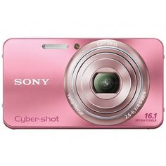 Sony Cybershot W570 ❤ liked on Polyvore