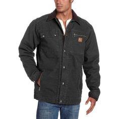 Carhartt Men's Sandstone Multi Pocket Jacket