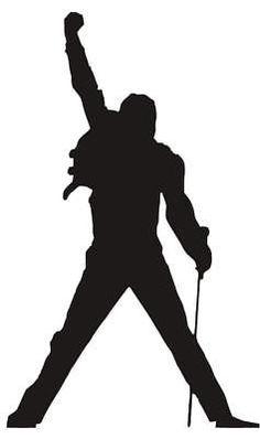 Freddie Mercury Vinyl Decal - QUEEN Car Sticker rock and roll die cut bohemian Fred Mercury, Mercury Logo, Freddie Mercury Tattoo, Queen Freddie Mercury, Vinyl Art, Vinyl Decals, Wall Sticker, Car Decals, Oracal Vinyl
