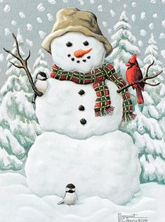 Send the perfect gift to friends and family to celebrate Christmas with this elegant and beautiful greeting card! The card features a happy snowman with hat an Boxed Christmas Cards, Merry Christmas, Christmas Greeting Cards, Christmas Snowman, Christmas Greetings, Vintage Christmas, Christmas Crafts, Christmas Ornaments, Christmas Sayings