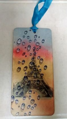 http:craftyellie.com using Designs by Ryn: Water Droplets