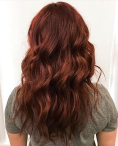 Red hair color with caramel highlights the best hair 2017 auburn hair color with caramel highlights peinados pmusecretfo Choice Image