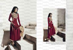 Pakistani Anarkali Designer Indian Ethnic Suit Bollywood Partydress Salwar 2148…