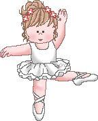 cutecolorsbal1a.gif - ballerina ballet