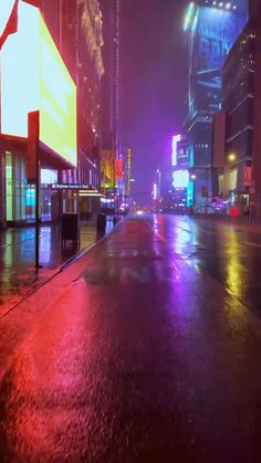 A neon city of dreams, New York at night exudes energy and verve unlike any other