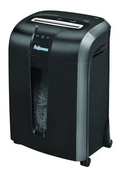 Fellowes Jam Proof Shredder 12 Sheet Cross Cut The Shred Features A System That Eliminates Paper