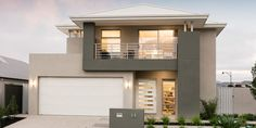 Amherst | Two Storey Home Design | Plunkett Homes