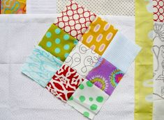 Technique vol d oie patchwork quilts