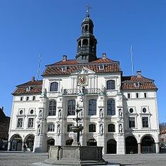 Town hall of Lüneburg - Wikipedia, the free encyclopedia