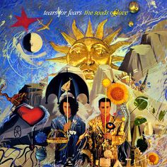 Carátulas de música Frontal de Tears For Fears - The Seeds Of Love. Portada cover Frontal de Tears For Fears - The Seeds Of Love Music Album Covers, Music Albums, Music Music, Live Music, Vinyl Cover, Cover Art, Lps, Pochette Album, Movies And Series