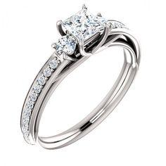 Diamond Anniversary Rings, Anniversary Band for Women   My Bridal Ring Online Shop - MyBridalRing