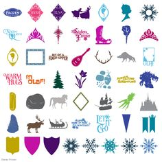 Disney Frozen™ - Disney - Licensed Designs - Cartridges & Images