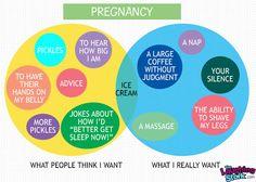 Kelly Caresse   Zwangerschapshumor: Wat je niet moet vragen aan een zwangere vrouw