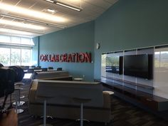 Student Lounge at UNO.  http://www.kurtjohnsonphotography.com/