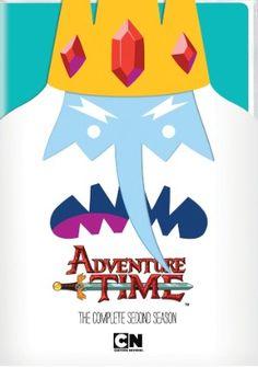 Adventure Time DVD Complete Season 2 (D) #RightStuf2013