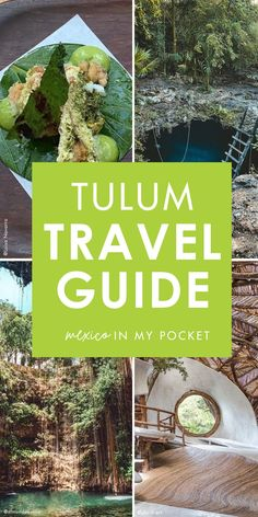 Tulum Travel Guide | Mexico Destinations | Tulum's idyllic beaches, mouth-watering cuisine, fascinating history, beautiful nature, and artist community, attract travellers from all over the world. The energy of this chic coastal village is influenced by the spirituality of ancient Mayan civilizations. Click to find out what to do, where to eat and shop and where to stay. | Tulum Hotels | Tulum Activities | Mexican Holiday | Mexico In My Pocket #tulum #mexico #travel #mayanruins #destinations Tulum Mexico Resorts, Mexico Destinations, Tulum Hotels, Travel Destinations, Travel Guides, Travel Tips, Tulum Restaurants, Tulum Ruins, Mexican Holiday