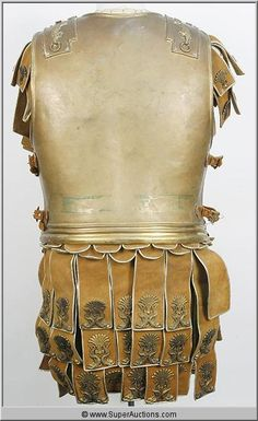 Roman Armor Torso Shield {Ben Hur}