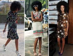 THE FASHION PACK: JULIA SARR-JAMOIS | My Daily Style en stylelovely.com