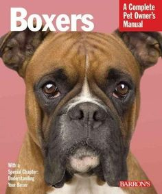 Boxers: Everything About Purchase, Care, Nutrition, Behavior, and Training